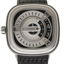 Sevenfriday M1 Steel 47mm Silver United States of America, Florida, Miami