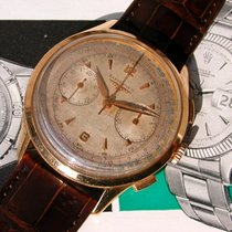 Longines Chronograph Kaliber 30CH in 18k Rosegold