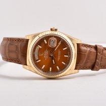 Rolex Day-Date 36 nuovo 2015 Automatico Orologio con scatola e documenti originali 118138
