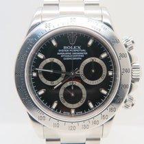 Rolex Daytona Black Dial 40mm Ref. 116520 (With Rolex Box)