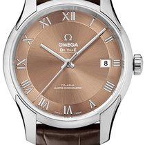 Omega De Ville Hour Vision new