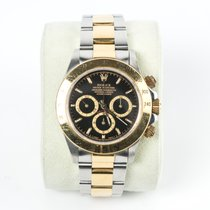 "Rolex Daytona 16523 Steel & Gold ""U serie"" Papers..."