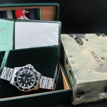 勞力士 (Rolex) SUBMARINER 5513 Maxi V Matt Dial with Box and Paper