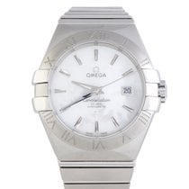 Omega Constellation Co-Axial 31mm Watch 123.10.31.20.05.001