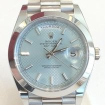 Rolex Day-Date 40 Ice Blue