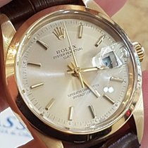 Rolex Oyster Perpetual Date Full Set 1988 Top Condition