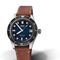 Oris Divers Sixty Five 01 733 7747 4055-07 5 17 45 Oris DIVING SIXTY-FIVE Pelle new