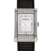 Boucheron Reflet Steel 29mm Silver No numerals