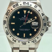 Rolex Explorer II from 1988 MInT rare Dial Rare braclet