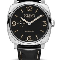 Panerai Radiomir 1940 3 Days Automatic Acier 45mm Noir Arabes France, CANNES