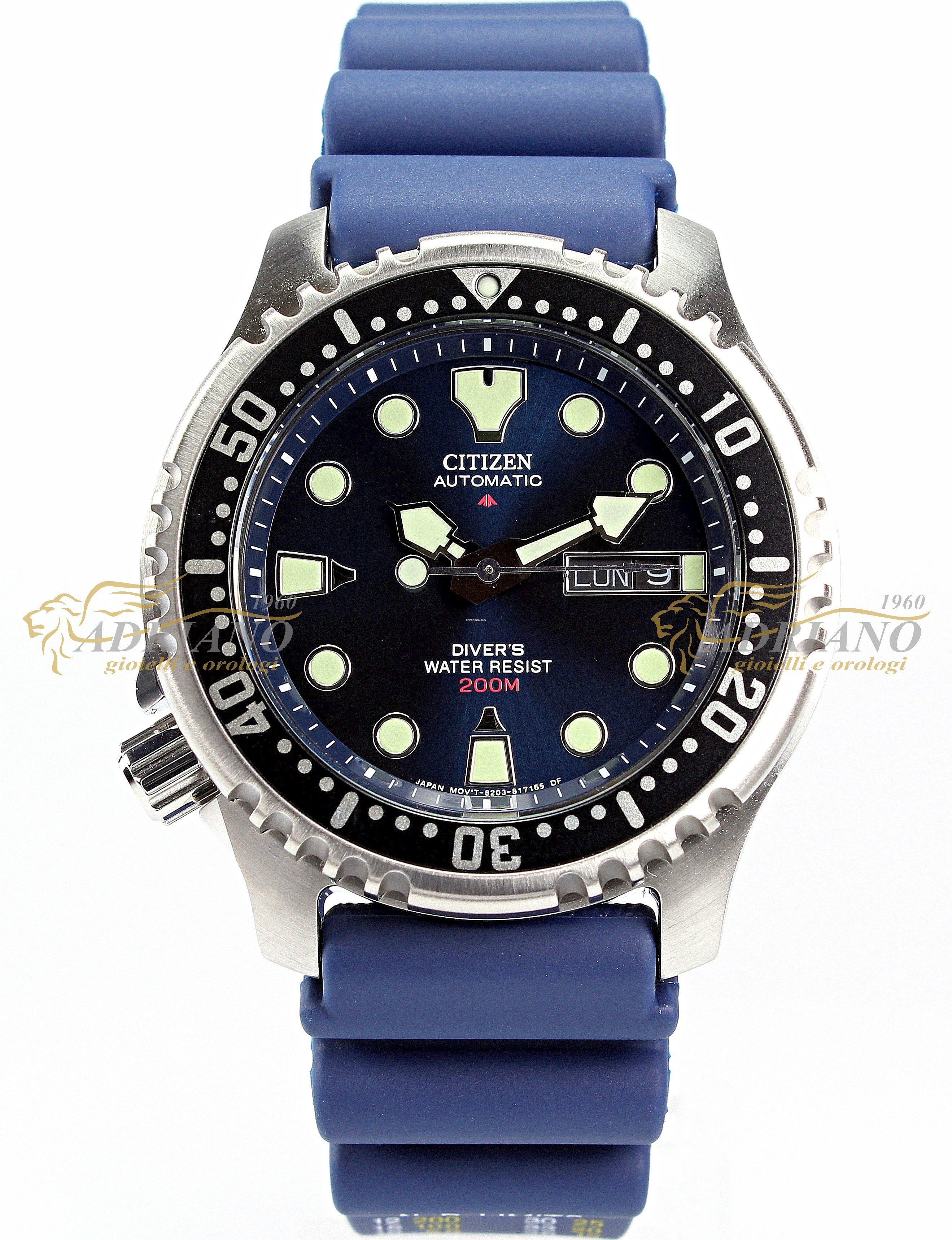 cerca autentico trova il prezzo più basso miglior prezzo Vendesi Citizen NY0040-17L Promaster Aqualand Automatic ...