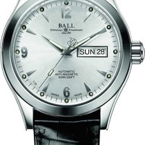 Ball Engineer II Ohio Steel 40mm White United States of America, Florida, Naples
