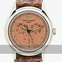 Patek Philippe Annual Calendar Or blanc 37mm