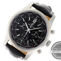 Breitling Transocean Unitime Pilot Steel 46mm Black No numerals United States of America, Pennsylvania, Willow Grove