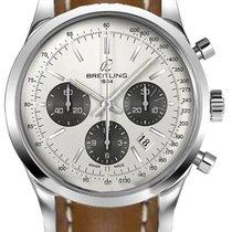 Breitling Transocean Chronograph / orologio uomo / quadrante...