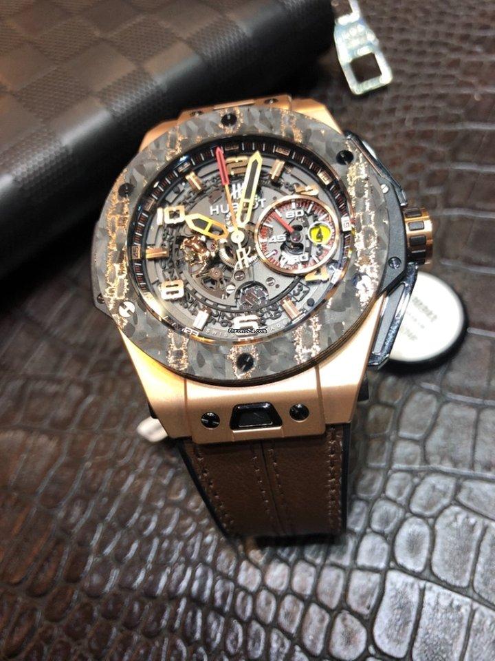 d0f5c712060 Hublot Big Bang Ferrari - Todos os preços de relógios Hublot Big Bang  Ferrari na Chrono24