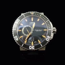 Oris Aquis Small Second Steel 45.5mm United States of America, Connecticut, Greenwich