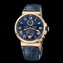 Ulysse Nardin Rose gold 43mm Automatic 1186-126/43 new