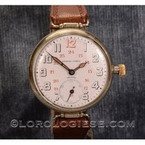 Zenith Silver Manual winding White 34.5mm pre-owned