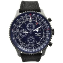 Breitling Navitimer Steel 48mm Black