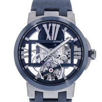 Ulysse Nardin Executive Skeleton Tourbillon Titanium 45mm Transparent United States of America, Georgia, Atlanta