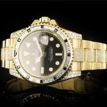 Rolex 116718ln Gelbgold 2015 GMT-Master II 40mm gebraucht