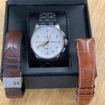 Hamilton Steel 45mm Automatic H32766513 pre-owned