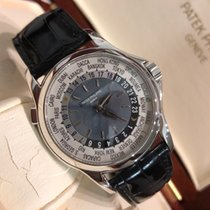 Patek Philippe World Time 5110P-001 2003 pre-owned