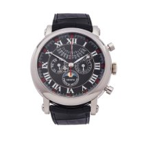 Franck Muller pre-owned Automatic 44mm Black