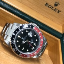 Rolex GMT-Master II 16760 1989 pre-owned