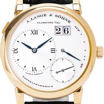 A. Lange & Söhne Lange 1 Yellow gold 39mm