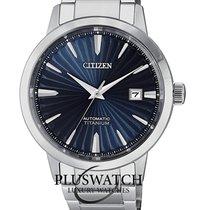 Citizen Titanium 40mm Blue