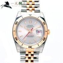 Rolex Datejust Turn-O-Graph neu 2004 Automatik Uhr mit Original-Box und Original-Papieren 116261