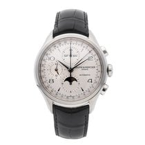 Baume & Mercier Clifton Steel 43mm Silver Arabic numerals United States of America, Pennsylvania, Bala Cynwyd