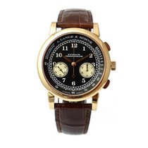 A. Lange & Söhne Rose gold 39,5mm Manual winding 401.031 pre-owned