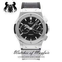 Hublot Classic Fusion Chronograph Titanium 42mm Black United Kingdom, London