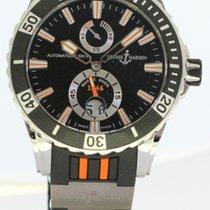 Ulysse Nardin Diver - NEW - Listprice € 7.900,- complete...