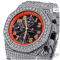 Audemars Piguet Royal Oak Offshore Chronograph Volcano 42mm Orange United States of America, New York, New York