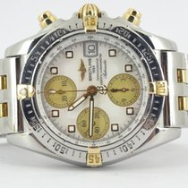 Breitling Cockpit chronograph mother of pearl dial (mop)