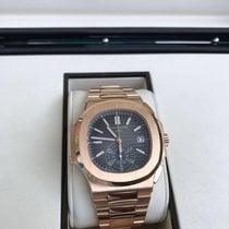 Patek Philippe Nautilus Chronograph Rose -WIE NEU 2016-