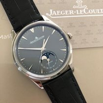 Jaeger-LeCoultre Q1363540 White gold 2020 Master Ultra Thin Moon 39mm new