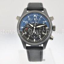 IWC Ceramic Pilot Double Chronograph 378601