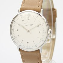 Junghans 34mm Manual winding 2019 new max bill Hand-winding Silver