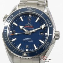歐米茄 (Omega) Seamaster Planet Ocean 600m Co-axial Titanium Box...