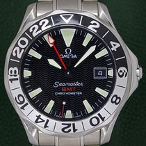 Omega Seamaster GMT 50th Anniversary 41mm Box&Papers