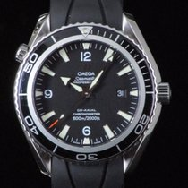 Omega Seamaster Planet Ocean 600m 45,5 mm Co-Axial Steel