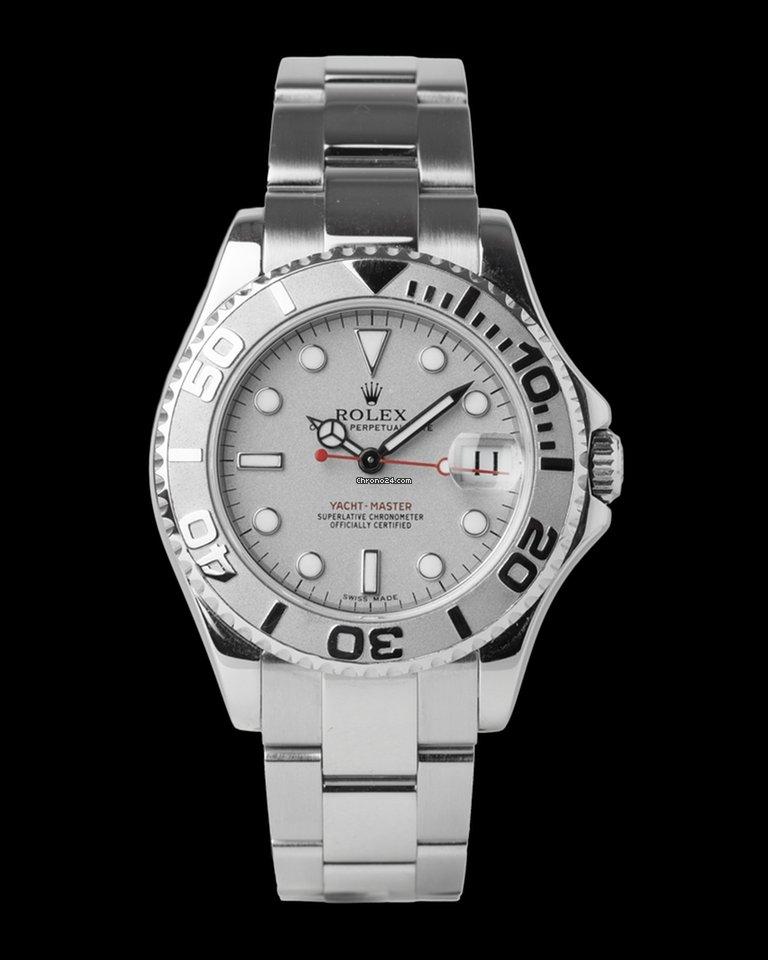 854c074e1fa Rolex Yacht-Master - Todos os preços de relógios Rolex Yacht-Master na  Chrono24