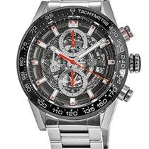 TAG Heuer Carrera Calibre HEUER 01 new Automatic Watch with original box CAR201V.BA0714