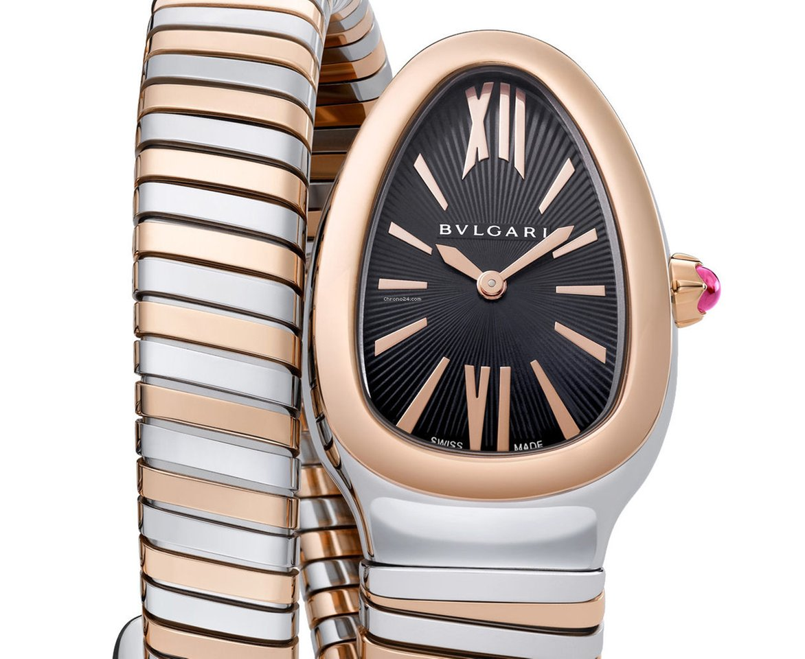 82f9b5a9e8a Comprar relógio Bulgari Serpenti