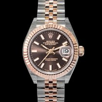 Rolex Lady-Datejust 279171 New Rose gold 28mm Automatic